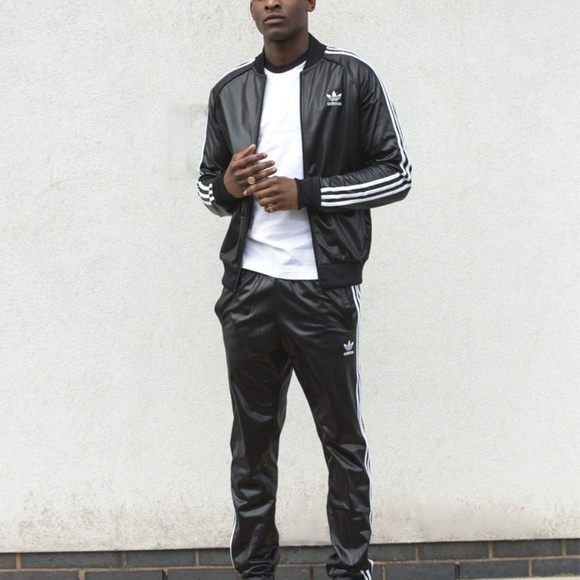The Adidas Originals Chile men's jacket lives by the